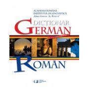 Dictionar German - Roman  Academia Romana