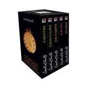 Set colectie 2 - Agatha Christie. Seria Poirot