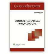 Contractele Speciale - în noul Cod Civil