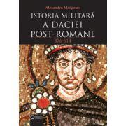 Istoria militară a Daciei post-romane 376-614