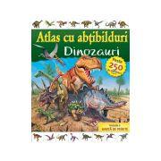 Atlas cu abtibilduri - Dinozauri