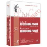 Codul de procedura penala si Noul Cod de procedura penala