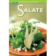 Salate- Secretele bucătăriei, vol. 4