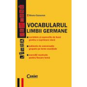 VOCABULARUL LIMBII GERMANE