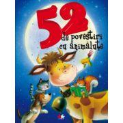 52 de povestiri cu animăluțe