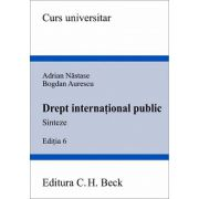 Drept international public. Sinteze Editia 6