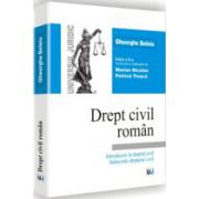 Drept Civil Roman. Introducere in dreptul civil. Subiectele dreptului civil