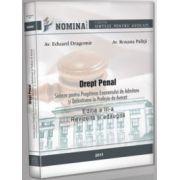 Drept penal. Sinteze (editia a III-a, 2011)