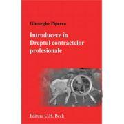 Introducere in Dreptul contractelor profesionale