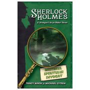 Misterul spiritului invocat - seria Sherlock Holmes si strengarii de peBaker Street