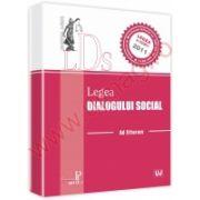 Legea dialogului social nr. 62/2011