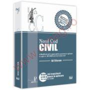 Noul Cod civil. Legea 71/2011. Modificat prin Legea pentru punerea in aplicare a Legii nr. 287/2009 privind Codul civil