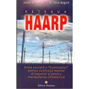 Reteaua  HAARP. Arma secreta a ''Iluminatilor'' pentru controlul mental al maselor si pentru manipularea climaterica.