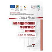 Managementul resurselor umane. Ghid de practica