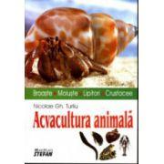 Acvacultura animala. Broaste. Moluste. Lipitori. Crustacee