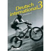 DEUTSCH INTERNATIONAL 3. CAIETUL DE EXERCITII  CLASA A XI-A