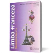 Limba franceză. Manual pentru clasa a V-a