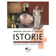 Istorie  manual, clasa a IV-a