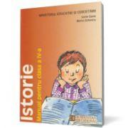 Istorie. Manual pentru clasa a IV-a