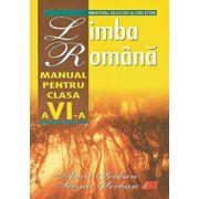 LIMBA ROMANA, MANUAL PENTRU CLASA A VI-A