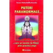 Puteri paranormale, care se trezesc in fiinta prin practica yoga