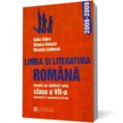 Limba şi literatura română. Tezele cu subiect unic pentru clasa a VII-a
