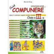 Caiet de compunere clasa a III-a