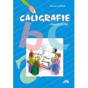 Caligrafie clasa a II-a