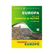 Europa. Atlas turistic si rutier