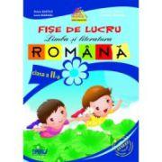 Fise de lucru limba si literatura romana, clasa a II-a