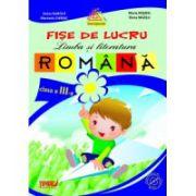Fise lucru limba si literatura romana, clasa a III-a