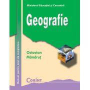 GEOGRAFIE - Manual clasa a XI-a  An de completare