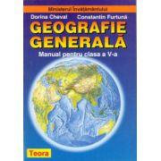 Geografie generala clasa a V-a