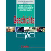 ISTORIE limba germana - clasa  a VII-a