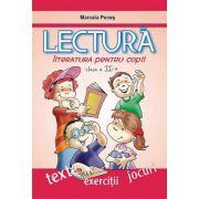 Lectura literara pentru copii clasa a II-a