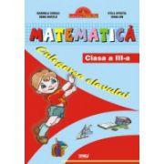Matematica clasa  a III-a. Culegerea elevului