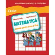 MATEMATICA - Manual pentru clasa a III-a