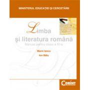 LIMBA SI LITERATURA ROMANA   Iancu - clasa  a XI-a