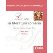 LIMBA SI LITERATURA ROMANA  Iancu - clasa  a XII-a