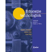 EDUCATIE TEHNOLOGICA  LICHIARDOPOL- clasa a VII-a