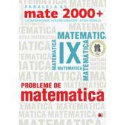 PROBLEME DE MATEMATICA PENTRU CLASA A IX-A