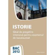 Bacalaureat 2012 Istorie