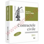 Contractele civile. Contine grile conform Noului Cod civil