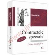 Contractele speciale - in noul cod civil. Editia a II-a