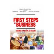 First steps in business