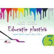 Educatie plastica pentru clasa a III-a (caiet format mic) - editia a II-a revizuita