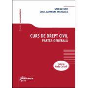 Curs de drept civil. Partea generala