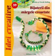 Bijuterii din mărgele croşetate - Idei creative 39