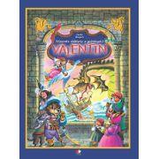 Minunata călătorie a spiridușului Valentin