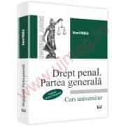 Drept penal. Partea generala - Conform noului Cod penal